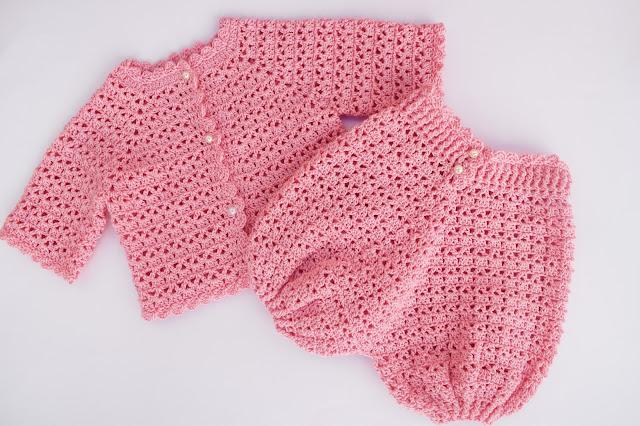 2 - Crochet Imagen Pantalones bombachos a crochet y ganchillo por Majovel Crochet