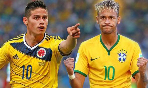 Brasil x Colômbia (06/09/2016) - Eliminatórias para a Copa do Mundo 2018 - Data, Horário e TV