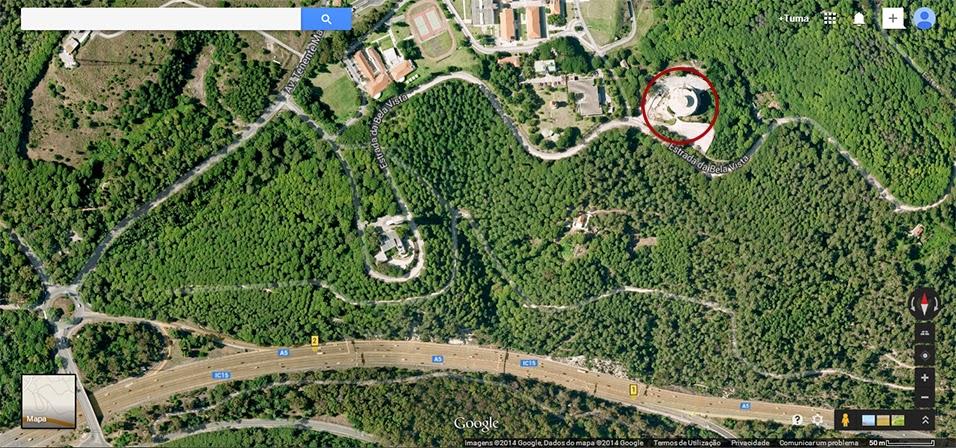 mapa parque monsanto Restaurante Panorâmico – Parque Florestal de Monsanto | ESCS  mapa parque monsanto