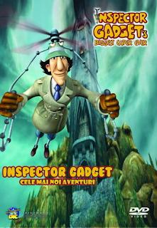 Inspector Gadget – Cele mai noi aventuri  Online Dublat In Romana Desene Pentru Copii