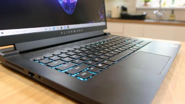 Alienware m15 Ryzen Edition R5 (2021) Review