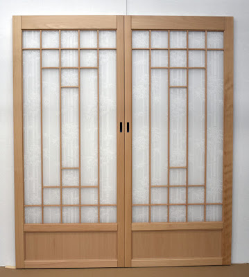 Custom Japanese Shoji Screens