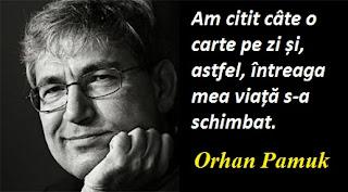 Citatul zilei: 7 iunie - Orhan Pamuk