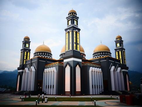 Rindu Masjid Masjid Agung At Taqwa Kutacane Aceh Tenggara