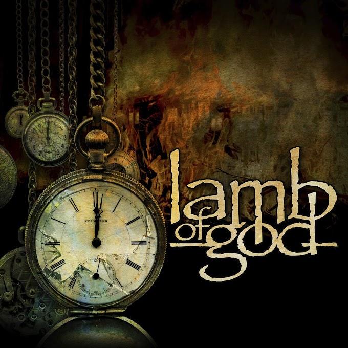 #CdReview: Lamb Of God - Lamb Of God