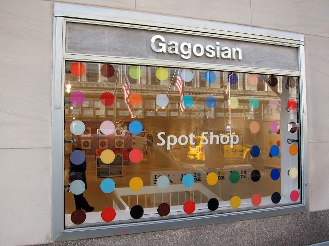 Loja da Galeria Gagosian em Nova York