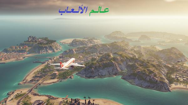 تحميل لعبة Tropico 6 للكمبيوتر