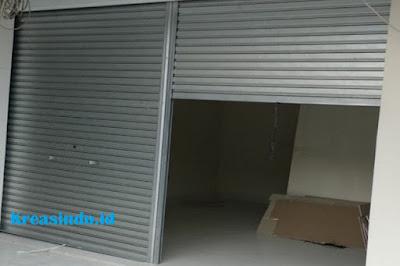 Harga Pintu Folding Gate, Harmonika dan Roling Door