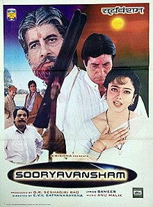 Sooryavansham 1999 Download 720p WEBRip
