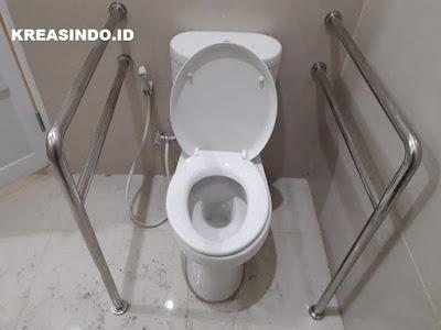 Begini Cara Memilih Jasa Handrail Kloset Stainless No Satu di Indonesia