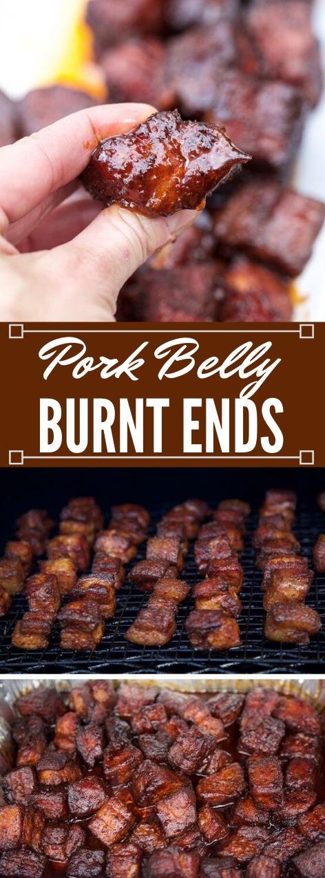 Smoked Pork Belly Burnt Ends  #dinner #healthyrecipes #easy #food #lunch