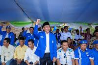 Ribuan Kader PAN Hadiri Pelantikan DPC PAN Asakota