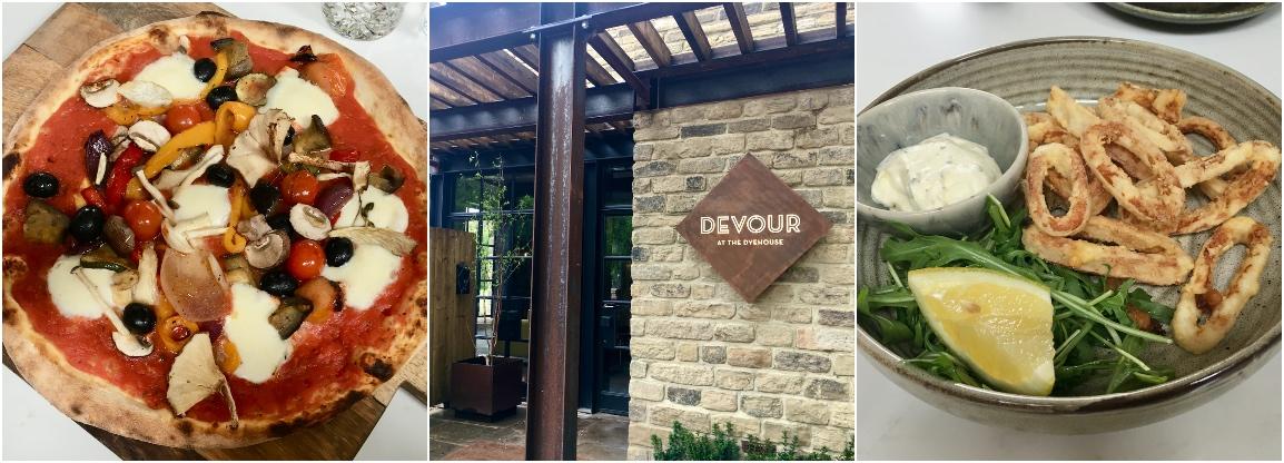 Devour Italian Restaurant near Huddersfield