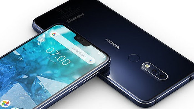 Akhirnya HMD merilis Nokia 7 pada Oktober 2018