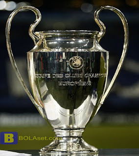Trofi Liga Champions Eropa