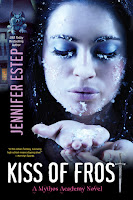 Book Review: Kiss of Frost by Jennifer Estep