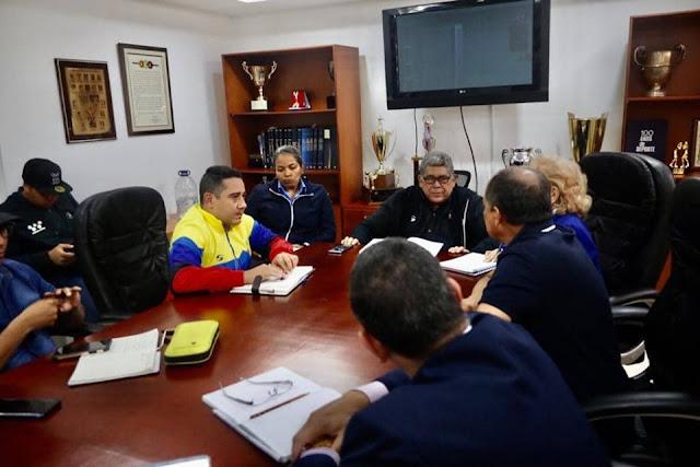 DEPORTES: Panam Sports brindará su ayuda y apoyo en la preparación de los atletas venezolanos clasificados a la venidera edición de los Juegos Olímpicos