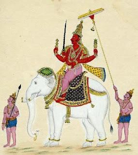 क्या इन्द्र एक कायर देवता है? (Is Indra a coward god)