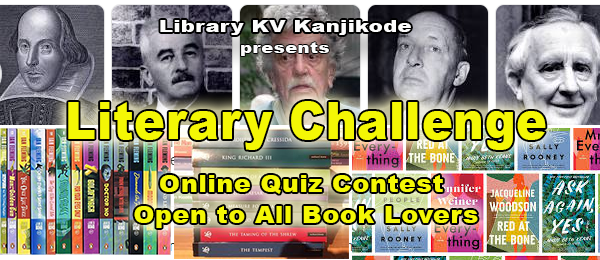 Literary Challenge - Online Quiz Contest for All Book Lovers