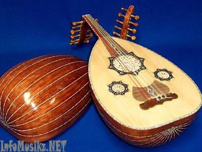 Alat Musik Tradisional Gambus ( Asal Daerah : Riau)