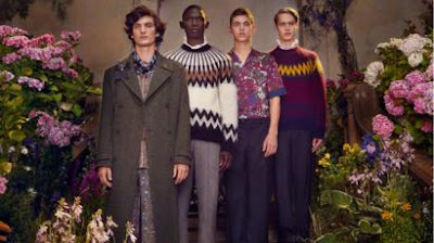 Erdem H&M collaboration is the designer's first time for menswear