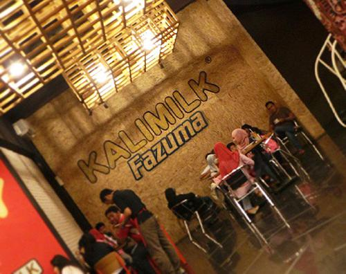 Gambar Tempat Wisata Kuliner Makana Kalimilk Yogyakarta