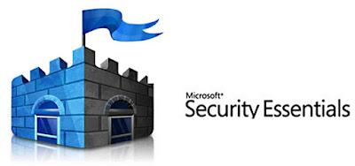 أولا ثبت على جهازك برنامج Microsoft Security Essentials Antivirus