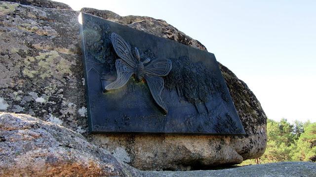 AlfonsoyAmigos - Monumento Mariposa