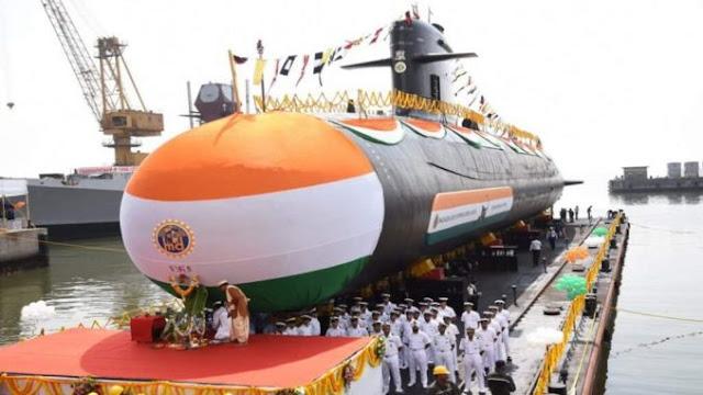 AL India ajukan proposal Untuk Bikin 6 Kapal Selam Baru