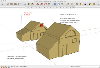 Image result for sketchup start drawing 1