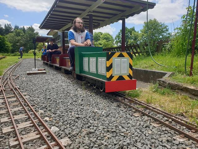 Preston Park Train Rides