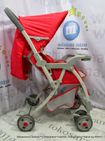 Does DS207RH Baby Stroller Reversible Handle
