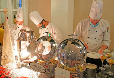 The Manila Hotel joins Manila Restaurant Week from Sept. 20 to 27