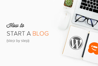 How To start Blog the RIGHT WAY Easy Steps