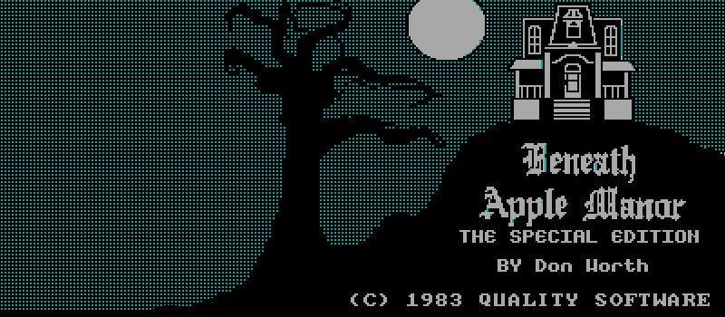 Abandonware - Beneath Apple Manor