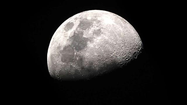 Απίστευτο βίντεο παρουσιάζει τον χορό φωτός και σκιάς στο νότιο πόλο της Σελήνης