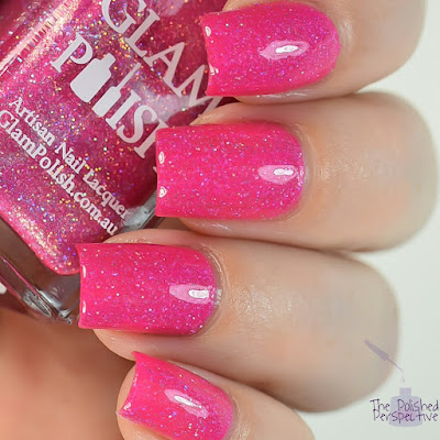 glam polish her own kingdom swatch