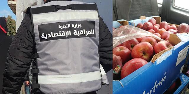 المهدية : حجز مواد غذائية فاسدة ومنتهية الصلوحية