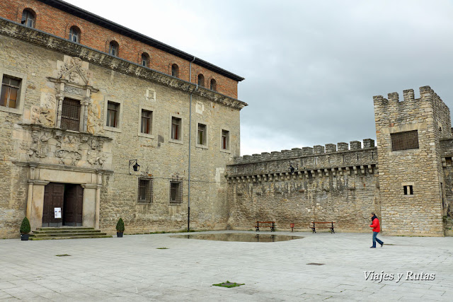 Palacio de Escoriaza Esquivel, Vitoria