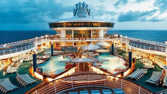 Crucero en verano por Europa