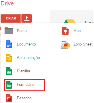 pesquisa de mercado na internet formulário google drive
