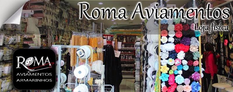 23f155632 Loja de armarinhos no Brás - Roma Aviamentos  Março 2015