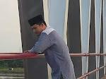Mengingat Masa Lalu, Ketua Fraksi PKS: Di Jembatan Jumoah Sungai Rokan ini, Saya Sering Mengkail Ikan