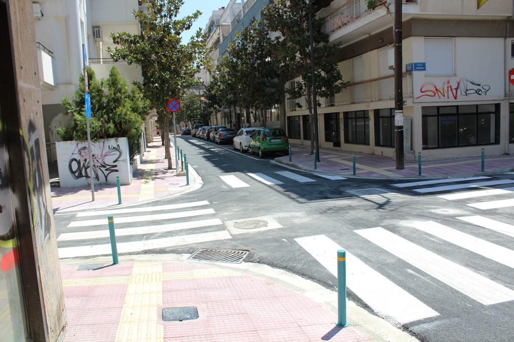 Ερχονται νέα έργα αναπλάσεων σημαντικών δρόμων στο Δήμο Λαρισαίων
