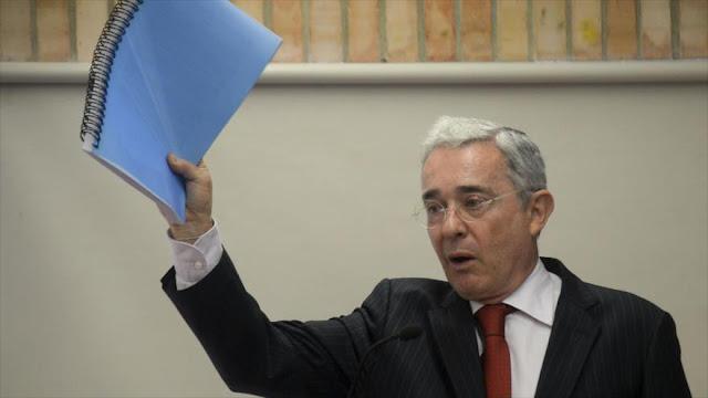 Opositores colombianos buscan apoyo en EEUU contra acuerdo de paz