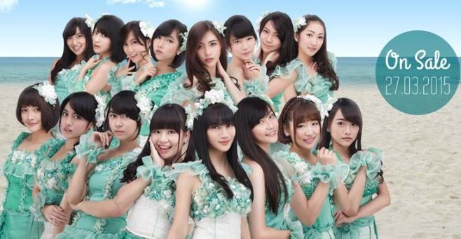 9th Single JKT48 Pareo adalah Emerald (Pareo wa Emerald)