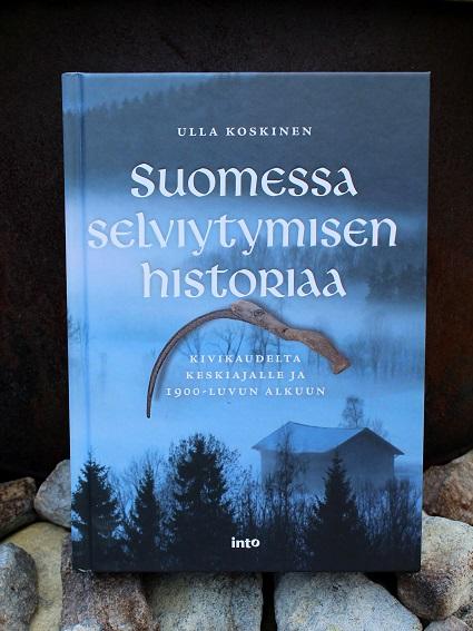 Kirja Suomessa selviytymisen historiaa