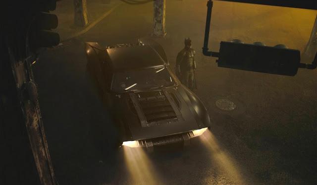 Batmóvel do novo filme do Batman ESSHpVRXUAAzJlC-1-1-1160x676