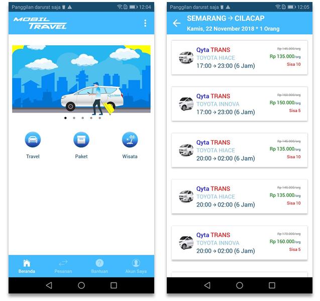 Jasa Pembuatan Aplikasi Android Solo Biaya Murah