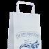 Χάρτινες τσάντες με εκτύπωση